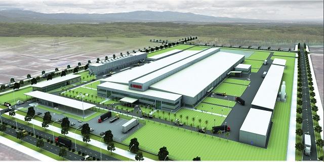 Thiết kế nhà xưởng tại Tây Ninh