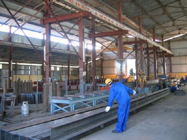 902f3d6db9 Khung Kèo Thép HTP - Công ty thi công nhà xưởng uy tín, nhà thép ...